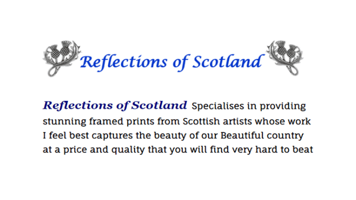 Reflections of Scotland | Tech ICS Case Studies